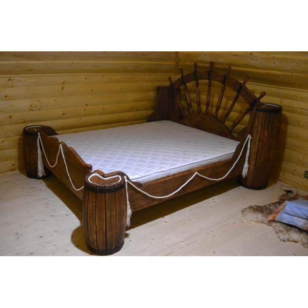 """Кровать из массива """"Стоян"""""""