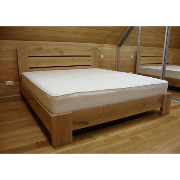 """Кровать массив """"Сияна"""""""