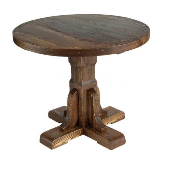 Деревянный журнальный столик  модель №5