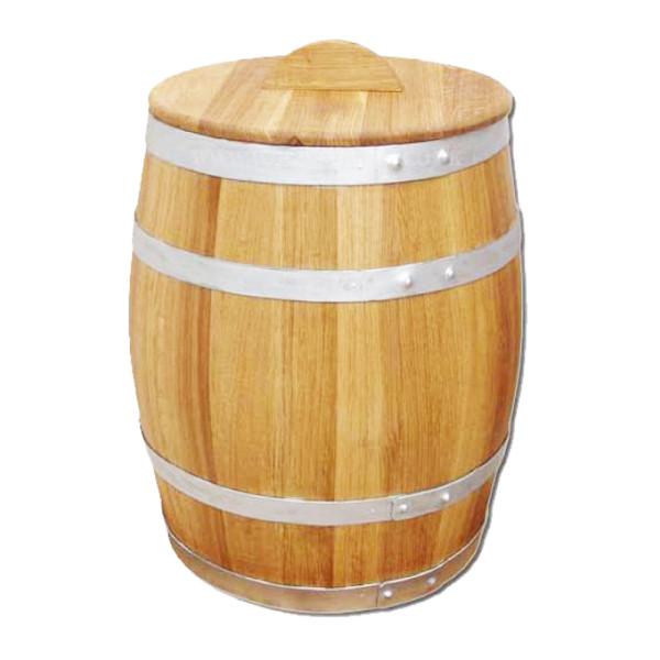 Кадка дубовая 20л (бочковой формы)
