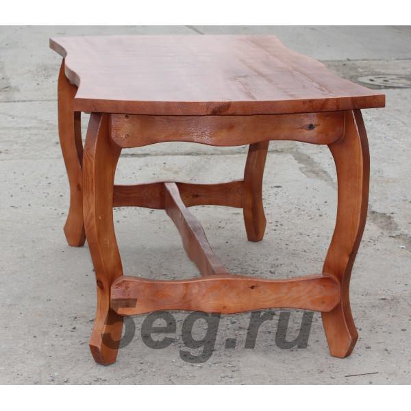 """Стол деревянный """"Фигурный"""""""