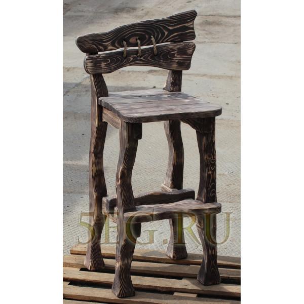 Барный стул старина