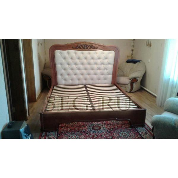 Кровать Дуб
