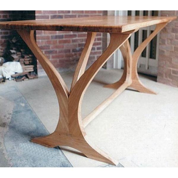 Деревянный стол модель №8