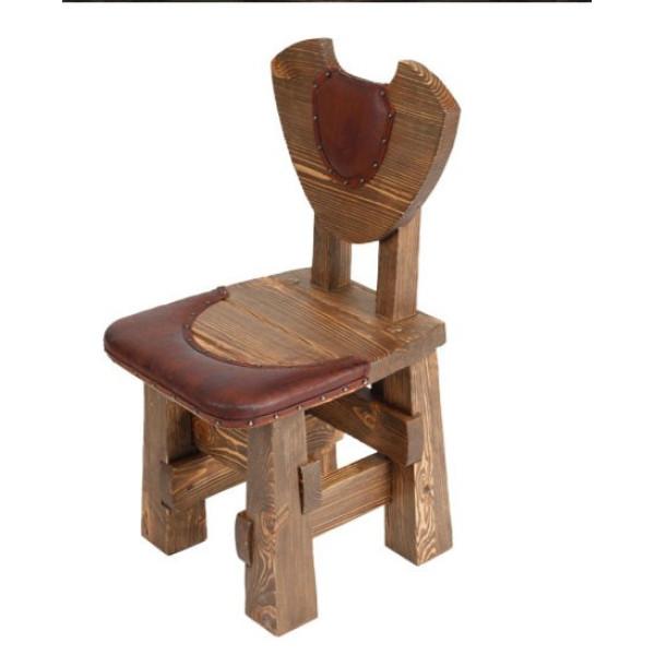 Небольшой стул под старину №12