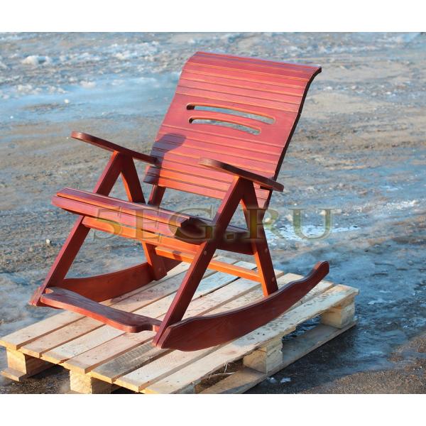 Кресло-качалка №14